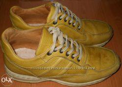 Полуботинки кожаные, размер 38 Италия