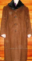 Пальто зимнее размер 50-52