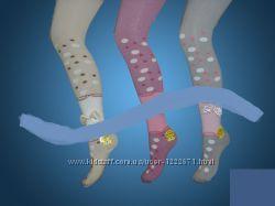 ТМ KBS  Колготки для девочек с рисунком