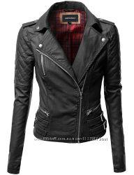 Куртка стеганная из натуральной кожи под заказ