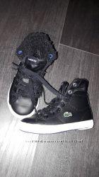 кроссовки - ботинки lacoste