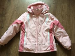 Куртка теплая NIKE на девочку рост 140-152