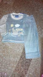 Велюровый спортивный костюм для малыша Lupilu Германия