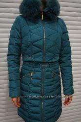 Женский пуховик-пальто с жилеткой Symonder 1338