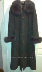 Пальто драповое Осень Зима 48 размер