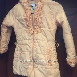 Snowimage Junior демисезонное пальто 122