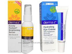 Derma E натуральный и работающий уход за кожей напрямую с Америки