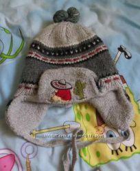Очень теплая шапка польской ТМ Amal в состоянии новой вещи.