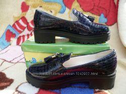 Туфли для девочки 34 р. 21, 5 - 22 см стелька