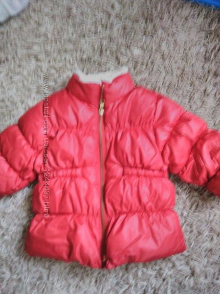 Куртка для дівчинки 12-18м OLD NAVY