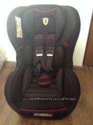 Автокресло Ferrari Cosmo 0-18кг Франция новое