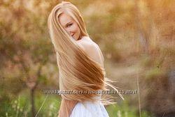 Спрей для укрепления и блеска волос