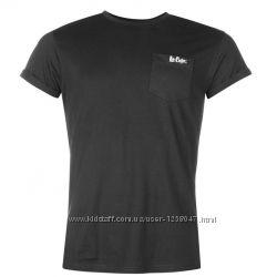 Сезонная распродажа Мужские футболки Lee Cooper всех цветов