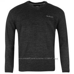 Мужской легкий свитер Pierre Cardin.