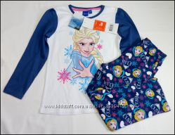 213  Пижама Disney для девочек 4 и 8 лет