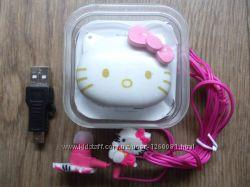 Лучший подарок ребенку. Аудио-комплект Hello Kitty. Заказывайте.