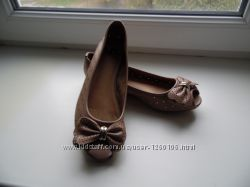 Летние туфли, балетки