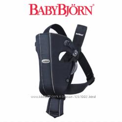 Рюкзак-кенгуру Babybjorn Original Carrier dark blue
