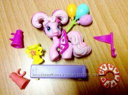 My Little Pony Hasbro 2 набора в отличном состоянии. Оригинал