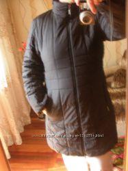 Пальто на синтепоне р. 46-48.