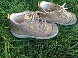 Ботинки кожаные Ecco 24 размера на мальчика