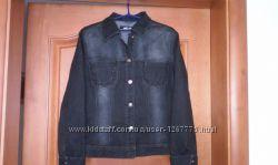 Куртка джинсовая, ветровка, пиджак. б. у 44-46р