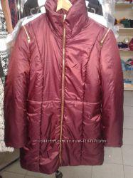 женская удлиненная куртка L-XLПольша