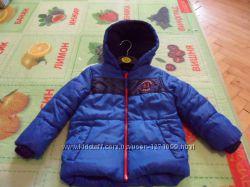Тепленька курточка Mothercare розмір 98см 2-3 р.