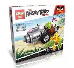 Конструкторы The Angry Birds Movie