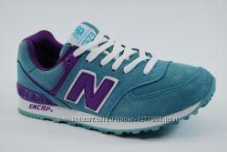 Женские кроссовки New Balance Encap голубого цвета