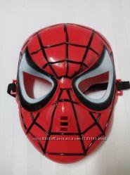 Маска Спайдермен Человек-паук