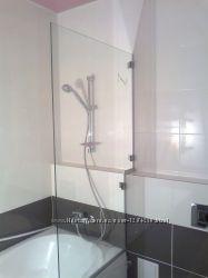 Стекло для душа, стёкла для ванной