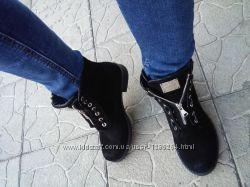 Модные ботинки а ля Балман
