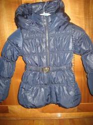 зимняя курточка COMUST для девочки