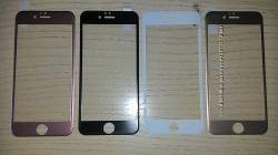 3D Матовое закаленное стекло для iPhone 6, 6S и 7, 7S