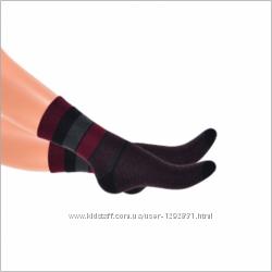 Шкарпетки жіночі зимові. Комп&acuteютерний малюнок. ТМ Дюна