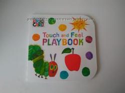 Touch and Feel Playbook Тактильная книга про голодную гученицу
