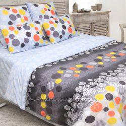Комплект постельного белья ТЕП разные расцветки