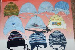 Много теплых шапочек от 0 до года TuTu BARBARAS