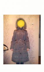 Пальто на синтепоне осень-зима