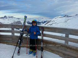 Лыжный костюм ENVY 140 см