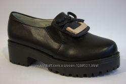 Стильные демисезонные туфли