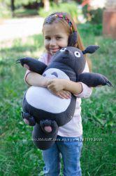 Пижамница Тоторо мягкая игрушка 47 см ручная работа
