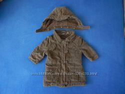 Куртка вильветовая  LUPILU 80, 9-12 мес