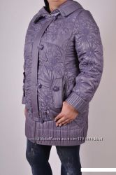 женские демисезонные куртки большие размеры