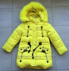 Зимові та осінні курточки для діток