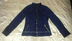 Куртка стильная стеганая р. 36 XS-S, евро 8