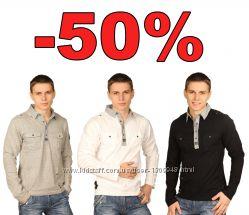 Лонгслив мужской, распродажа