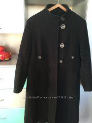 Пальто демисезонное, классическое, р. 50-52.