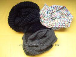 Фирменные шарфы снуды в отличном состоянии
